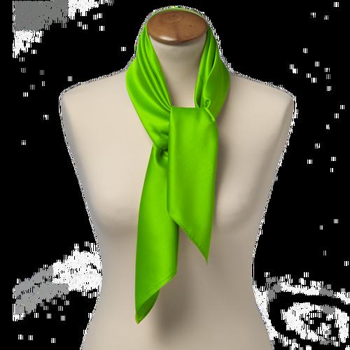 Foulard vert pomme   E-Shop  mode à petit prix 8db23da0798