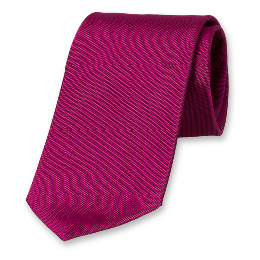 Profuomo Cravate Fuchsia (1)