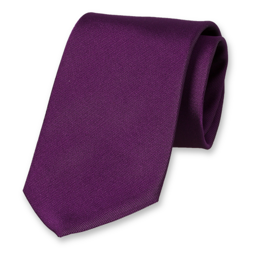 Profuomo Cravate Violet (1)