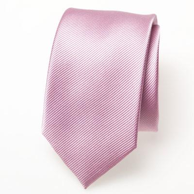 cravate slim rose clair cravates shop. Black Bedroom Furniture Sets. Home Design Ideas