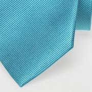 Cravate turquoise