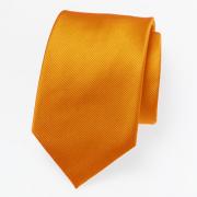Cravate orange