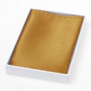 pochette jaune ocre