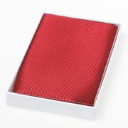 pochette rouge tomate