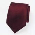 Cravate bordeaux